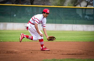 Baseball - Varsity vs Seagoville-36