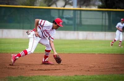 Baseball - Varsity vs Seagoville-33