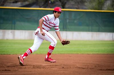 Baseball - Varsity vs Seagoville-35