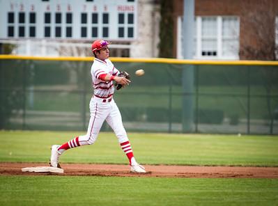 Baseball - Varsity vs Seagoville-47