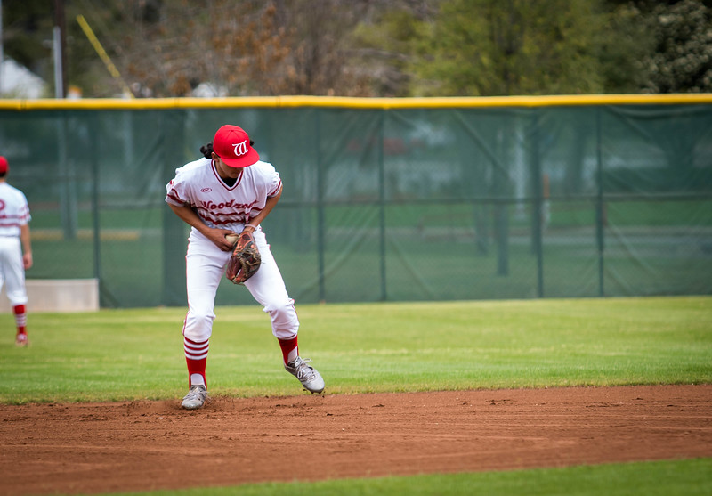 Baseball - Varsity vs Seagoville-12