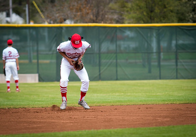 Baseball - Varsity vs Seagoville-10