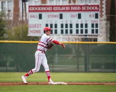 Baseball - Varsity vs Seagoville-59