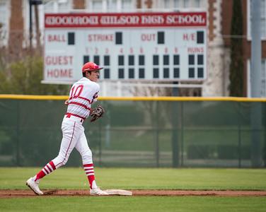 Baseball - Varsity vs Seagoville-55