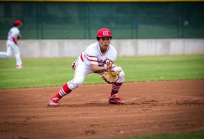 Baseball - Varsity vs Seagoville-5