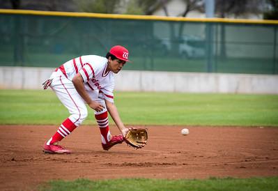 Baseball - Varsity vs Seagoville-32