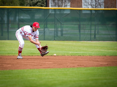 Baseball - Varsity vs Seagoville-43