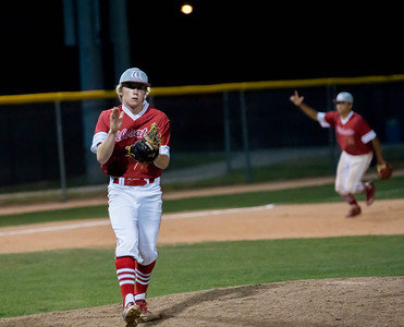 Baseball - Varsity vs Sunset-217