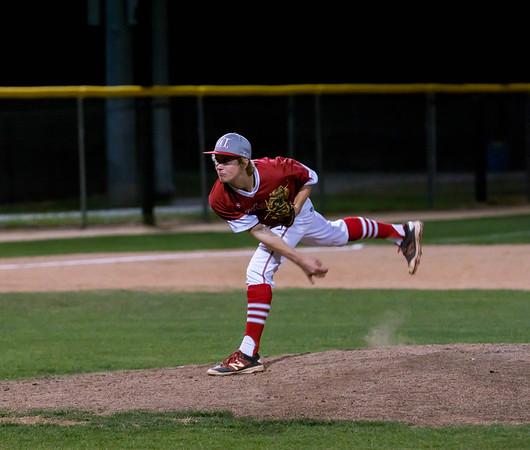 Baseball - Varsity vs Sunset 3.31.17