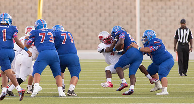 Football - Varsity vs Garland-6