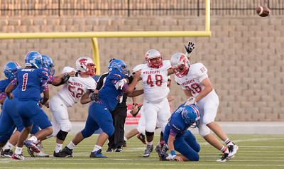Football - Varsity vs Garland-20