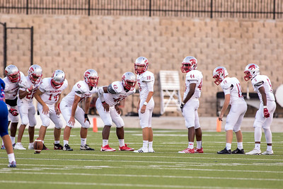 Football - Varsity vs Garland-146