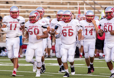 Football - Varsity vs Garland-71