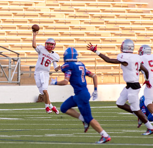 Football - Varsity vs Garland-34