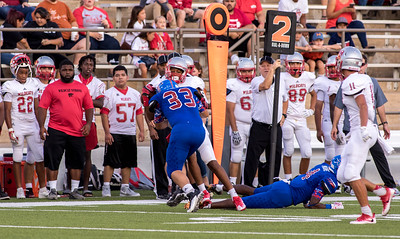 Football - Varsity vs Garland-47
