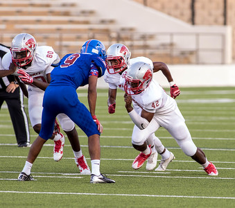 Football - Varsity vs Garland-98
