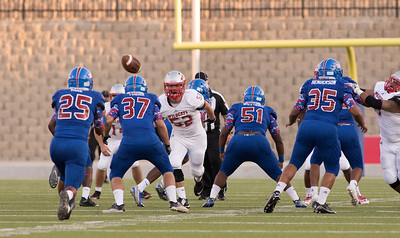 Football - Varsity vs Garland-24