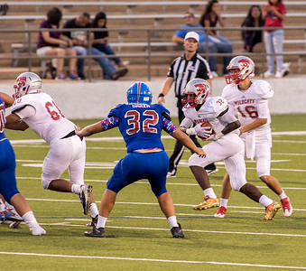 Football - Varsity vs Garland-202