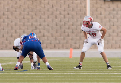 Football - Varsity vs Garland-17