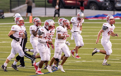 Football - Varsity vs Garland-190