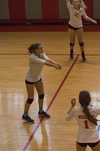 Volleyball - JV vs Adamson-24