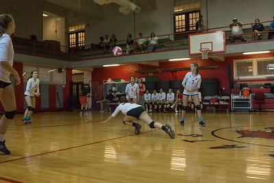 Volleyball - JV vs Adamson-11