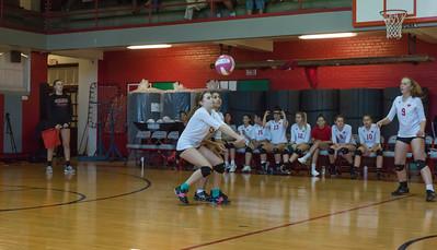 Volleyball - JV vs Adamson-6