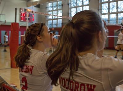 Volleyball - JV vs Adamson-15
