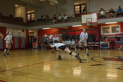 Volleyball - JV vs Adamson-10