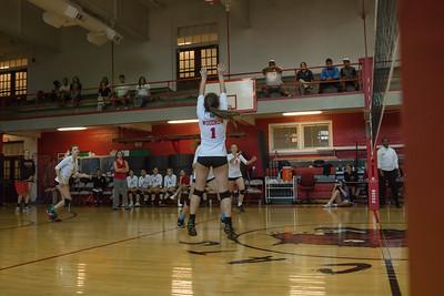 Volleyball - JV vs Adamson-12