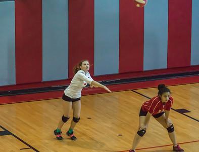Volleyball - JV vs Adamson-43