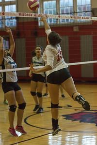 Volleyball - JV vs Adamson-16