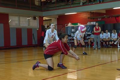 Volleyball - JV vs Adamson-7
