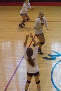 Volleyball - JV vs Adamson-40