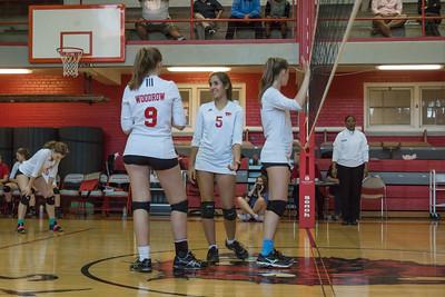 Volleyball - JV vs Adamson-9