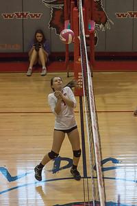 Volleyball - JV vs Adamson-35