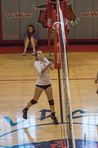 Volleyball - JV vs Adamson-34