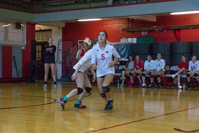 Volleyball - JV vs Adamson-2