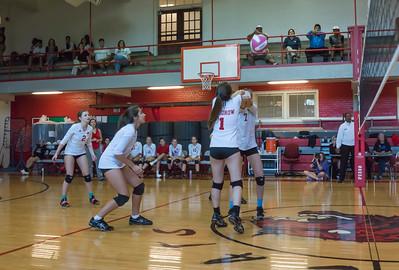 Volleyball - JV vs Adamson-4