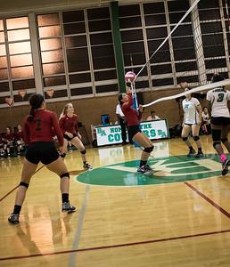 Volleyball - Varsity vs BA-64