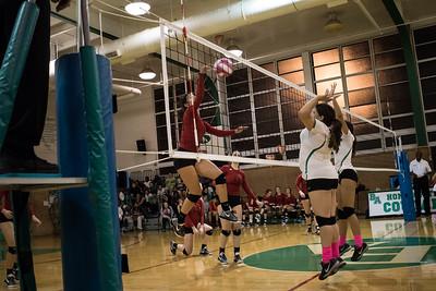 Volleyball - Varsity vs BA-83