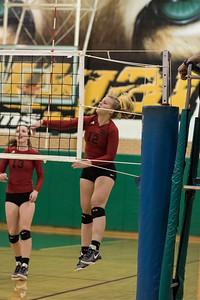 Volleyball - Varsity vs BA-13