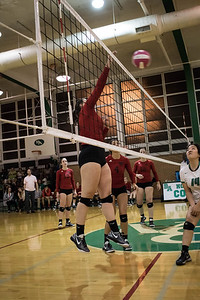 Volleyball - Varsity vs BA-79