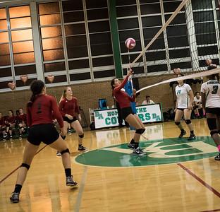 Volleyball - Varsity vs BA-65