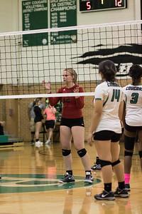 Volleyball - Varsity vs BA-10