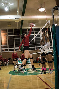 Volleyball - Varsity vs BA-68