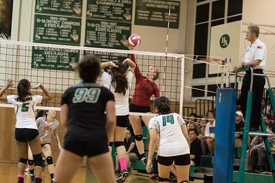 Volleyball - Varsity vs BA-24