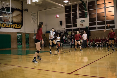 Volleyball - Varsity vs BA-57