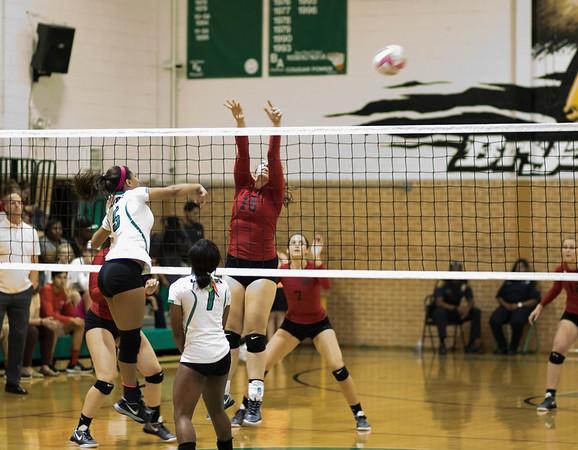 Volleyball -  Varsity vs BA