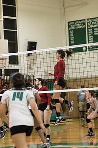 Volleyball - Varsity vs BA-16
